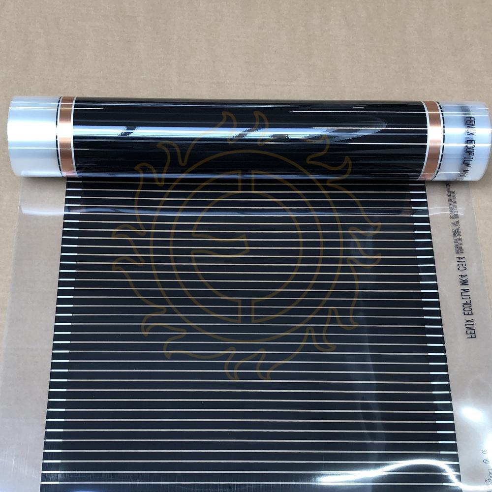 Topná fólie ECOFILM C 514 - 140 W/m2