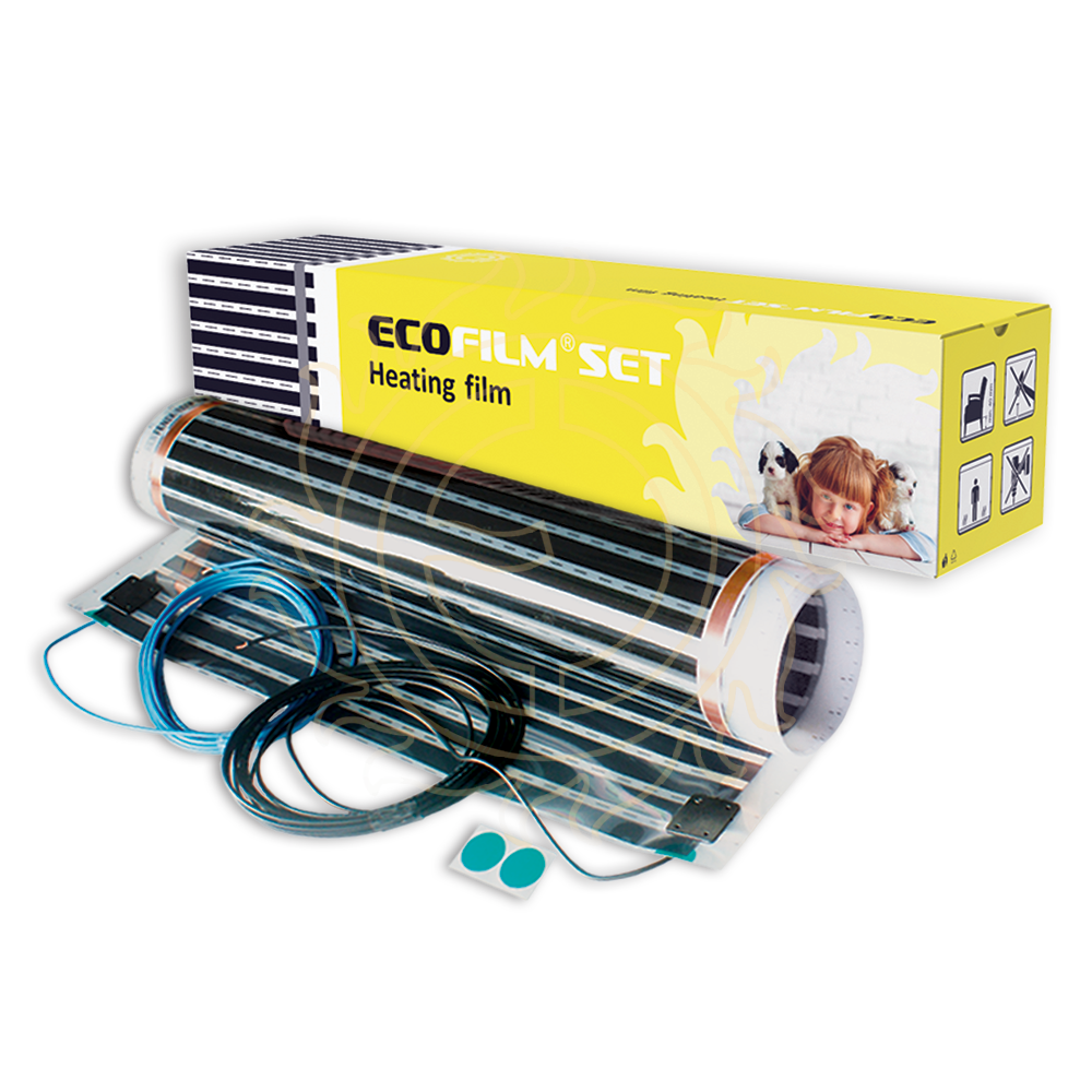 Sada ECOFILM Set 60-0,6x 6m / 205W