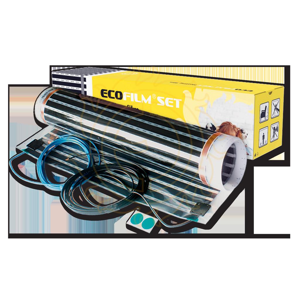 Sada ECOFILM Set 80-0,6x 4m / 184W
