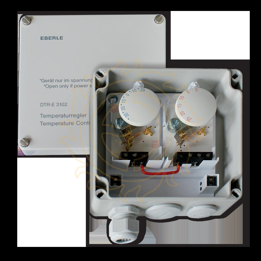 Termostat Eberle DTR 3102