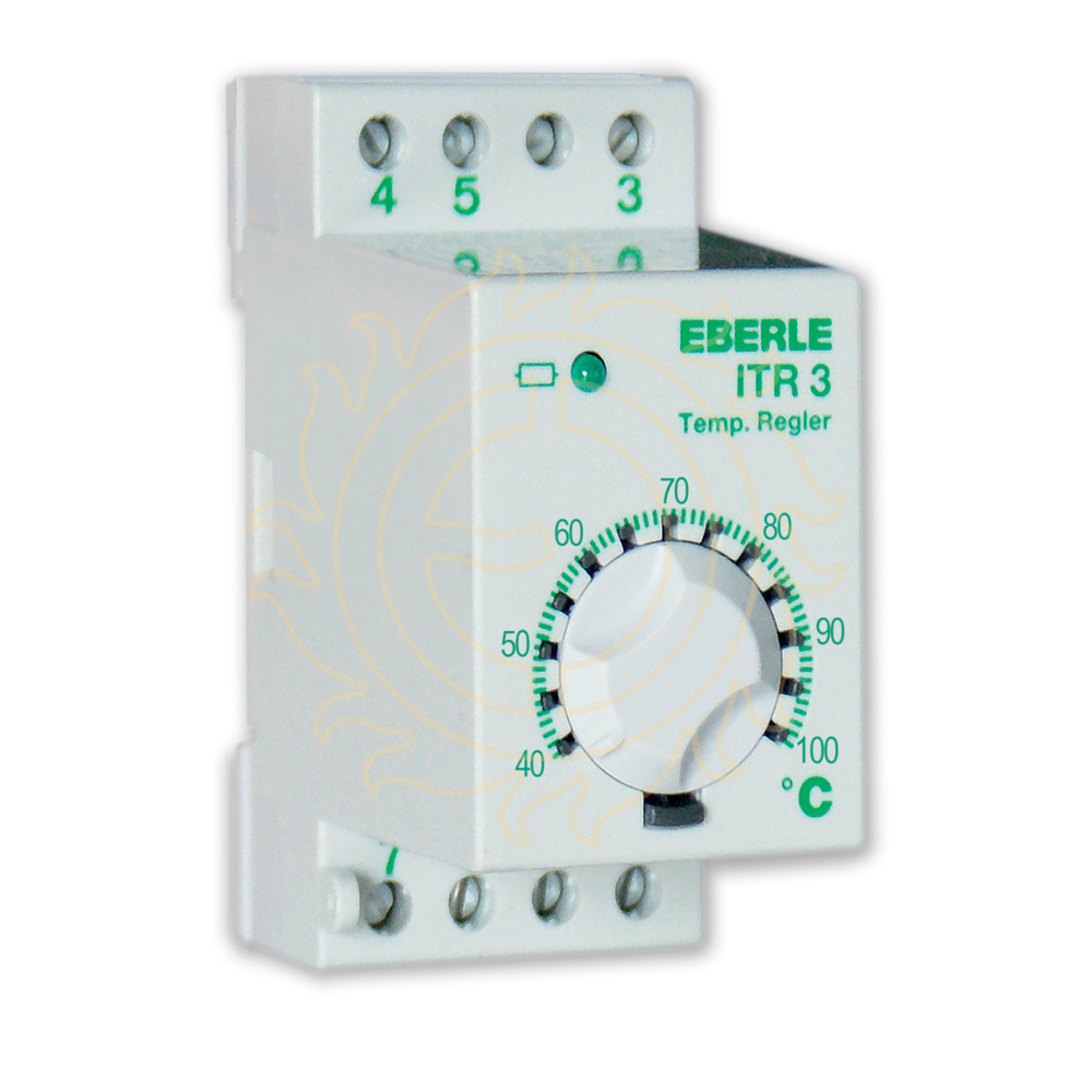 Termostat Eberle ITR-3 100 (40...100 °C)