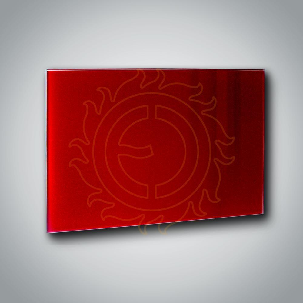 Sálavý panel GR 700 Red