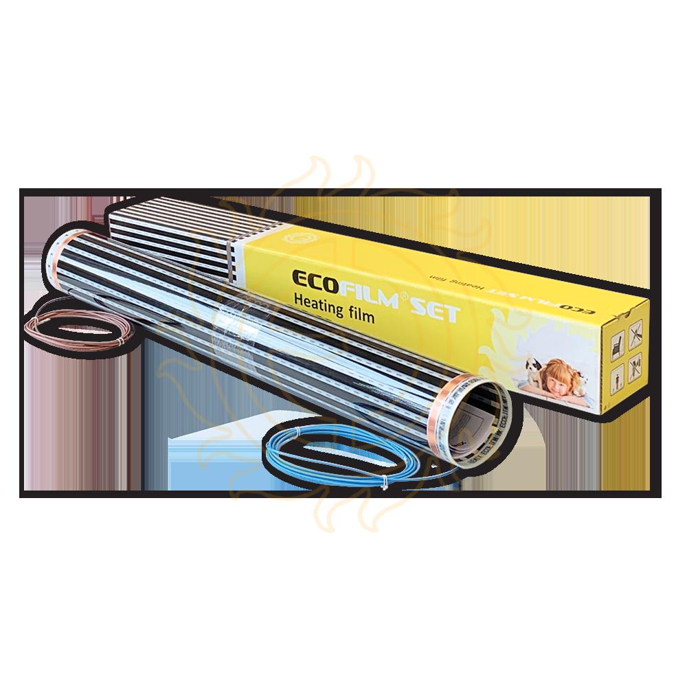 Sada ECOFILM Set 80-1,0x 2,5m / 195W