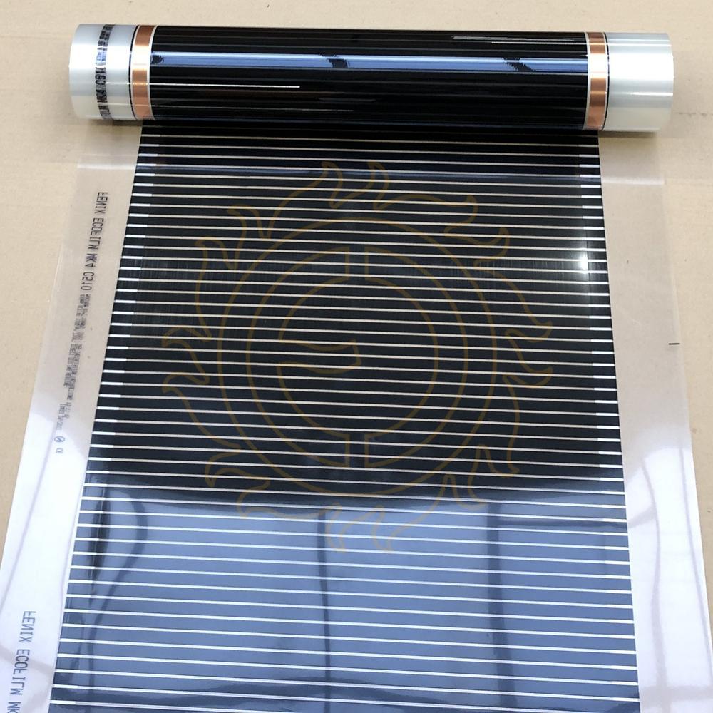 Topná fólie ECOFILM C 510 - 100 W/m2