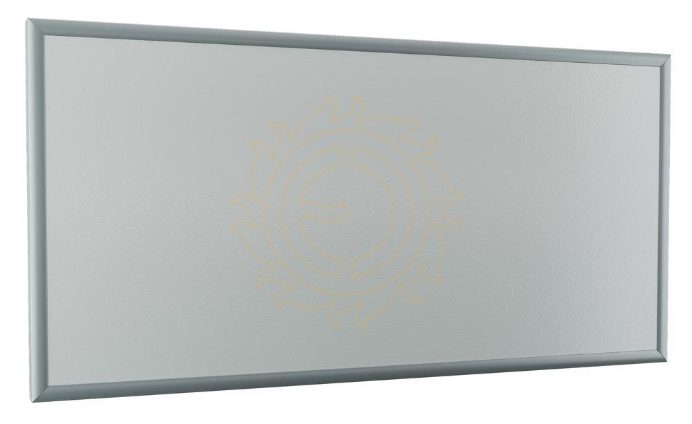 Sálavý panel ECOSUN 600 E-White