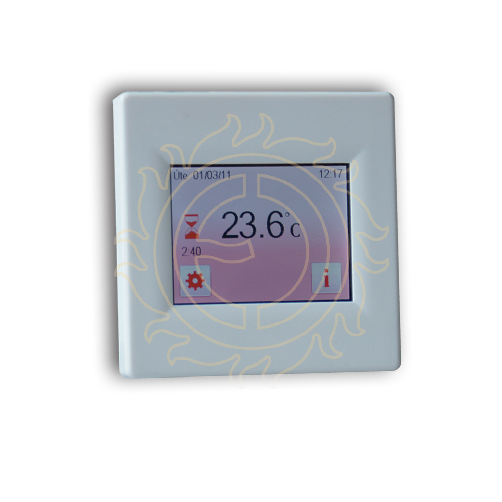 Termostat TFT (dotykový)