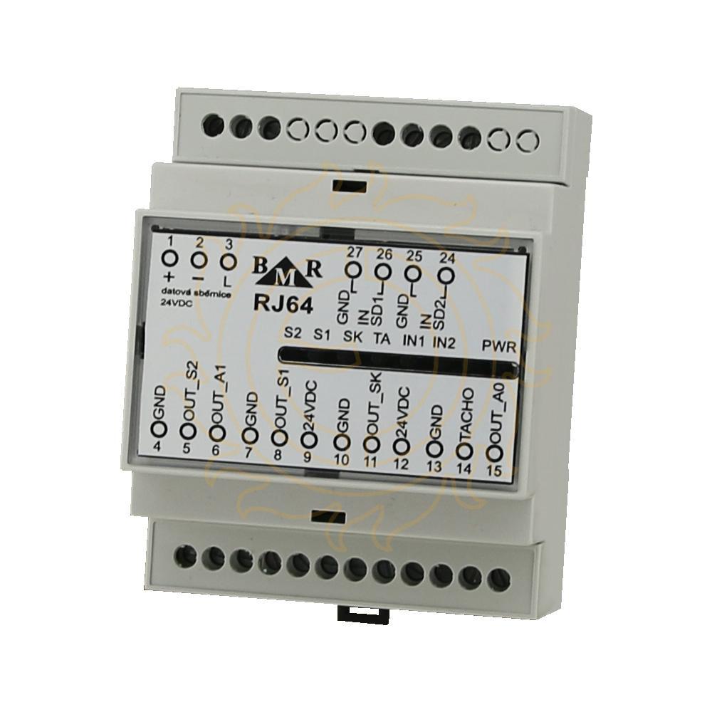 Modul BMR RJ 64 - modul ventilace