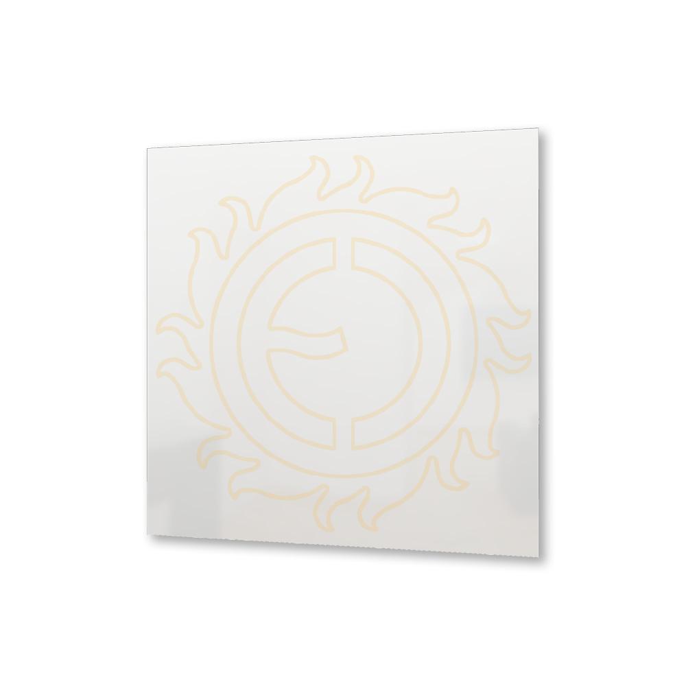 Sálavý panel ECOSUN 300 GS White