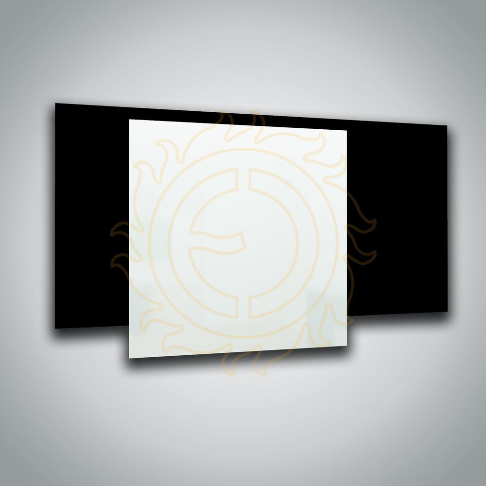 Sálavý panel ECOSUN 600 GS White