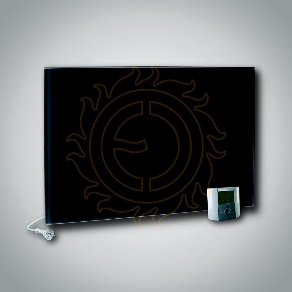 Sálavý panel GR+ 300 Black