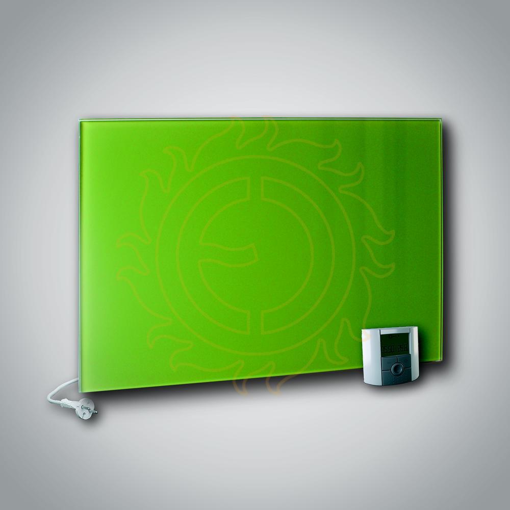 Sálavý panel GR+ 500 Yellow-Green