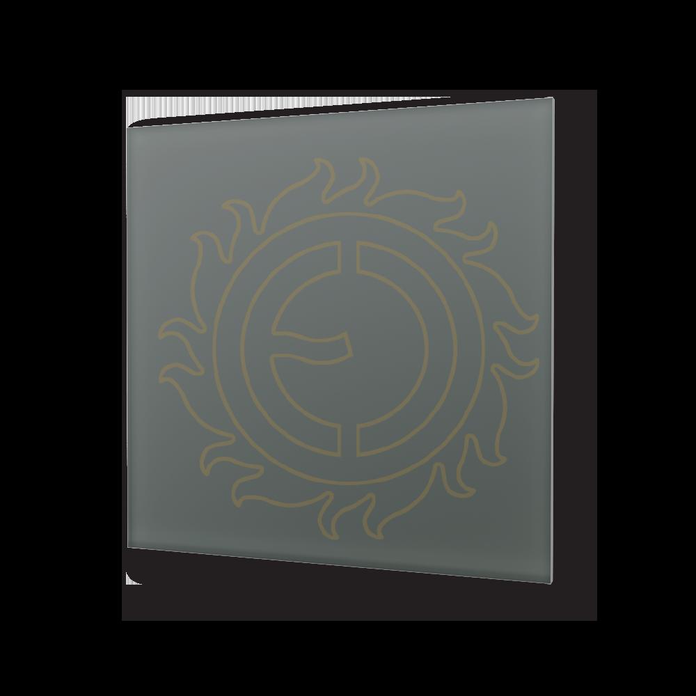 Sálavý panel ECOSUN 300 GS Graphite