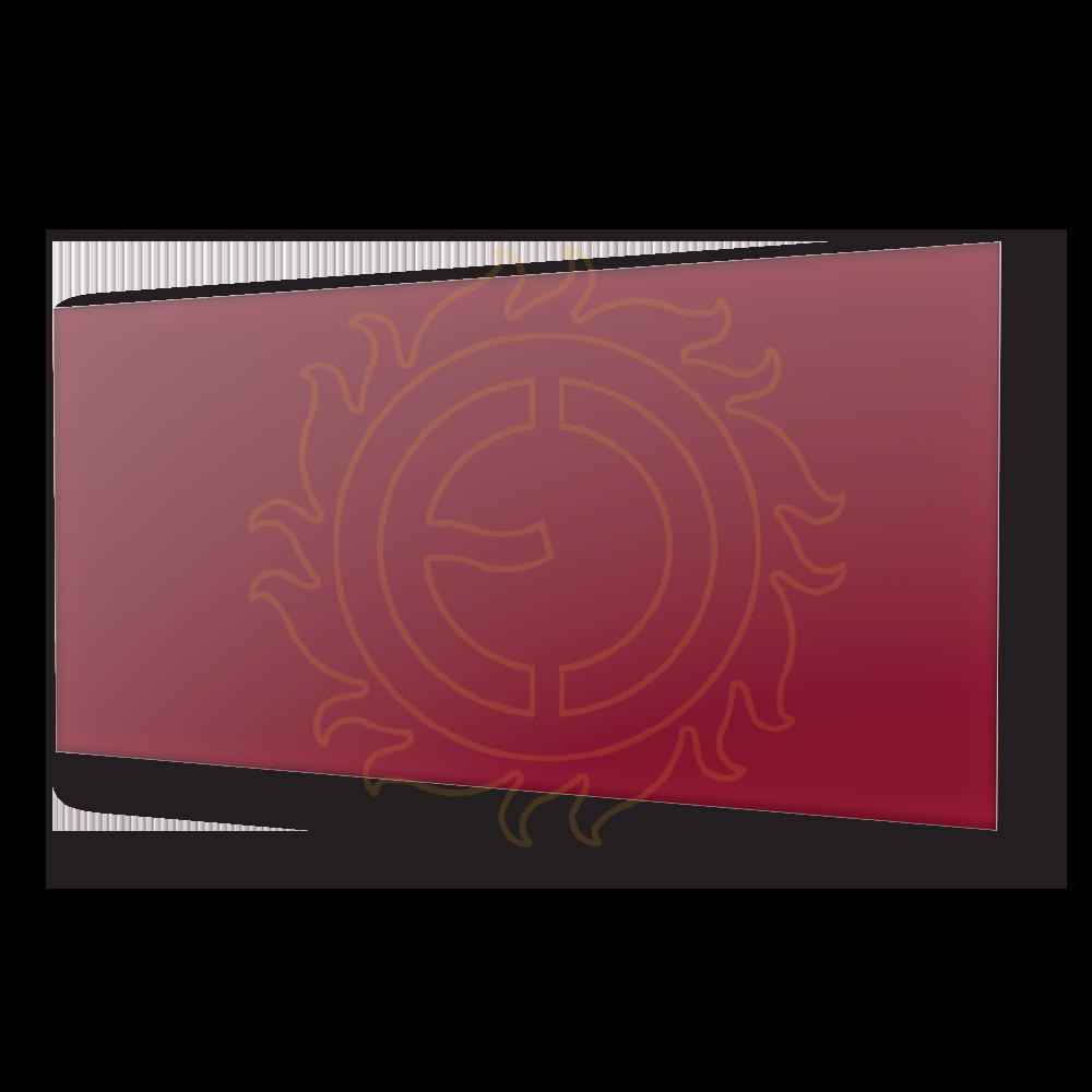 Sálavý panel ECOSUN 600 GS Wine Red