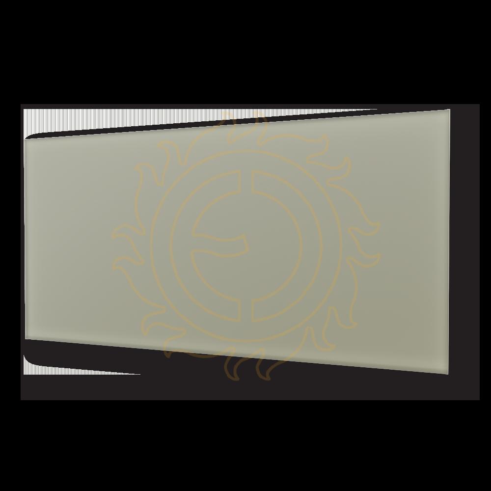 Sálavý panel ECOSUN 600 GS Basalt
