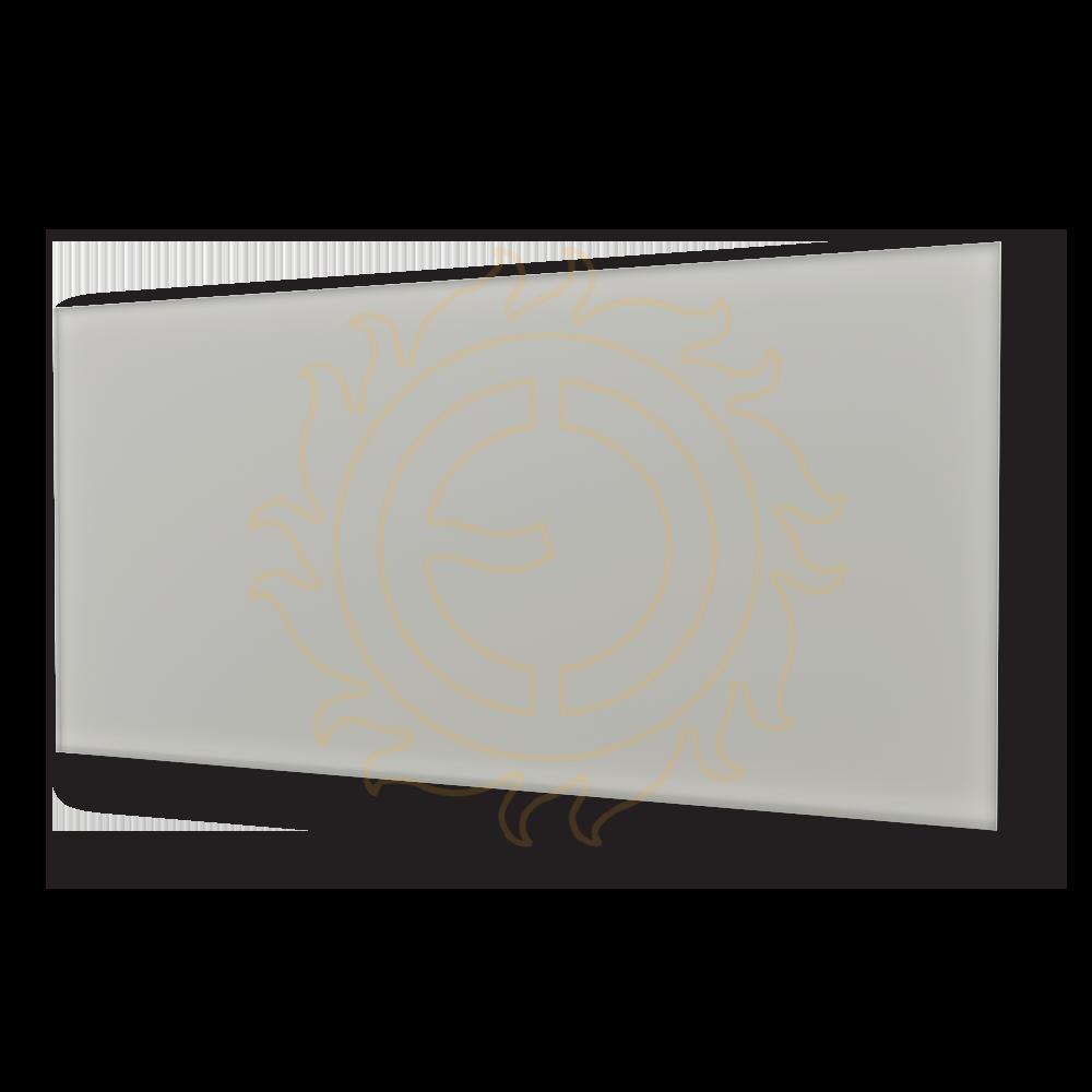 Sálavý panel ECOSUN 600 GS Platinum Grey