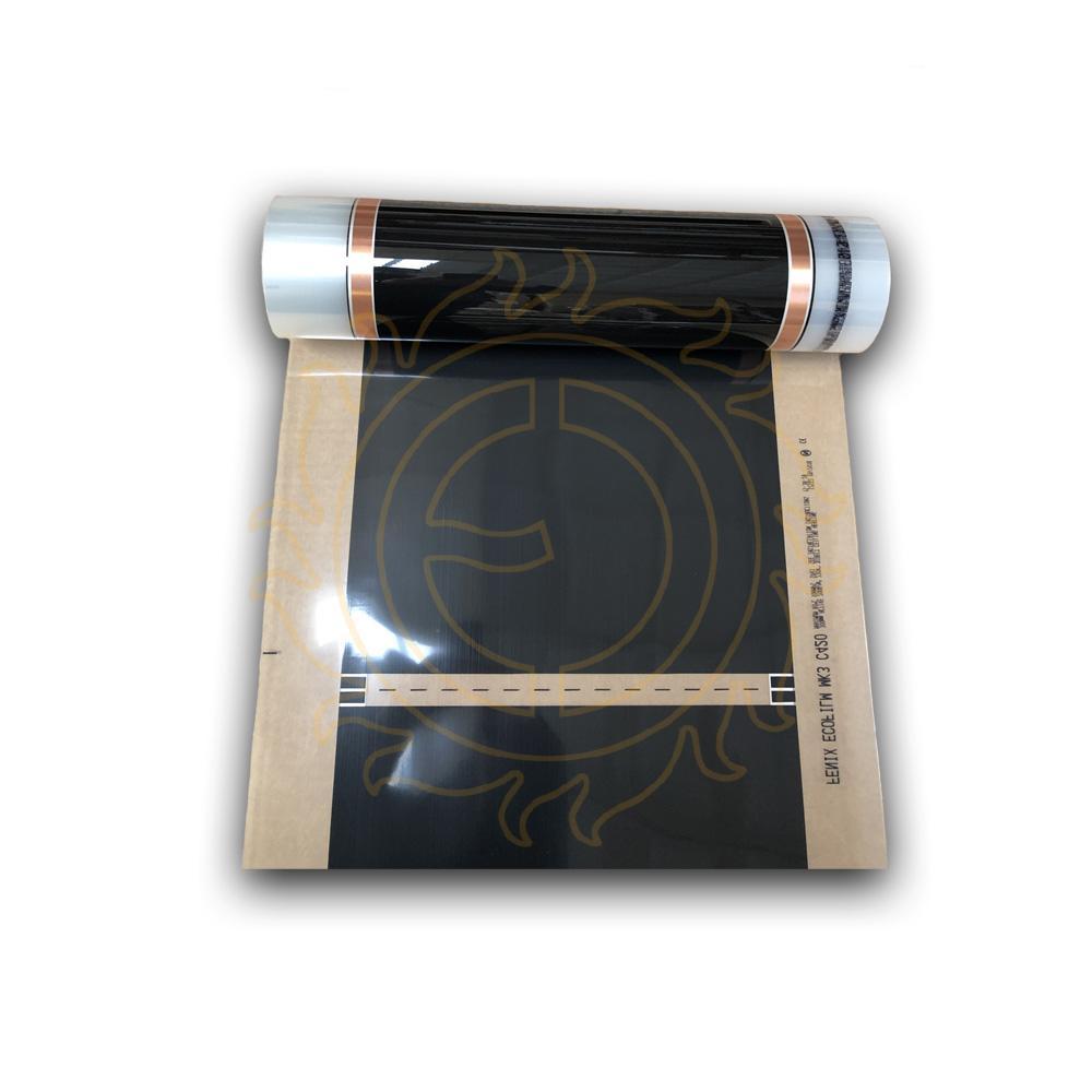 Topná fólie ECOFILM C 420 - 200 W/m2 (MK3)