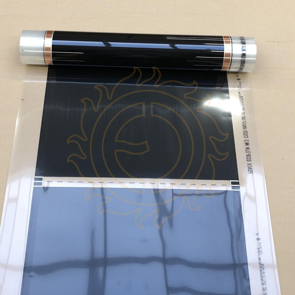 Topná fólie ECOFILM C 520 - 200 W/m2 (MK3)
