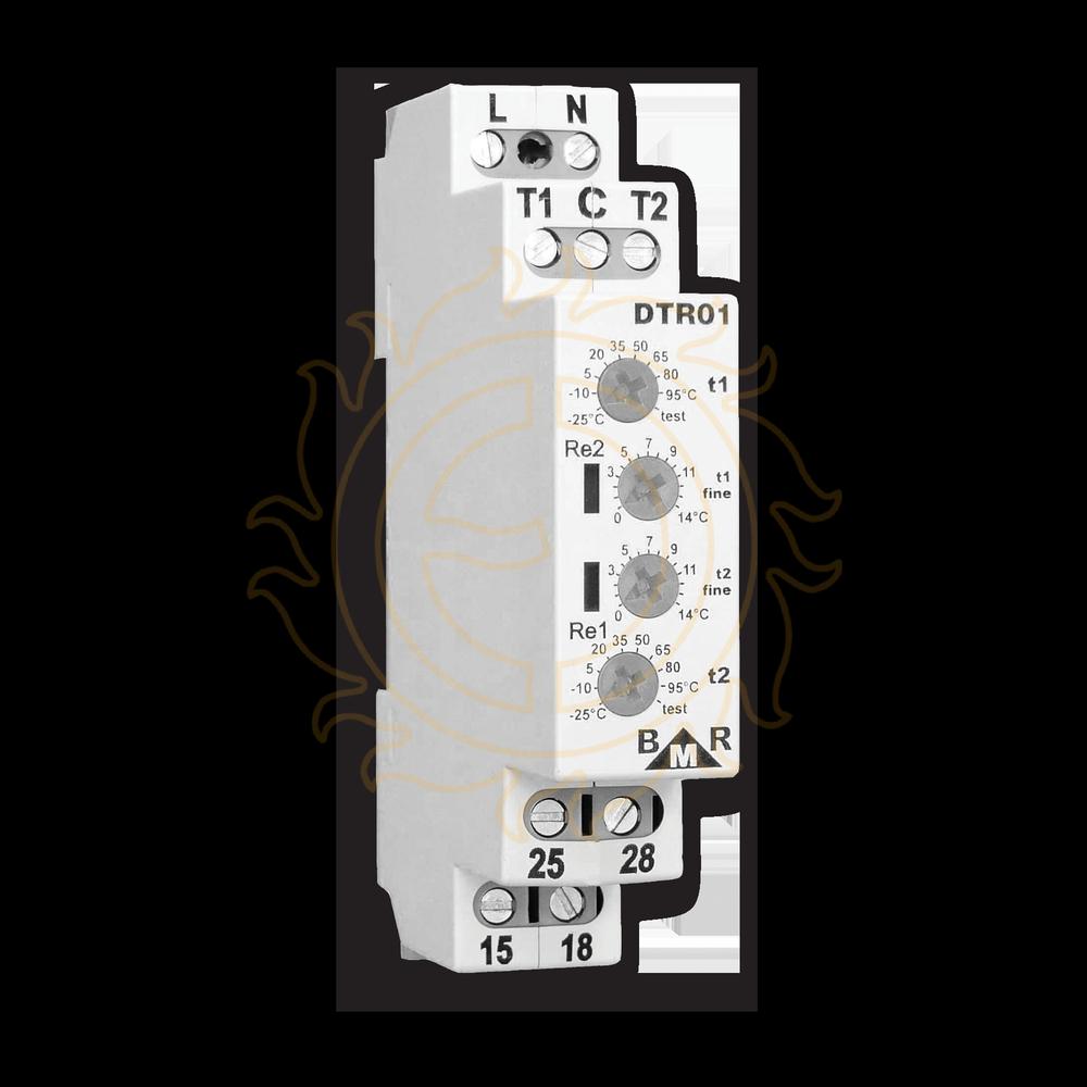 Termostat BMR DTR01 (-25...109 °C)