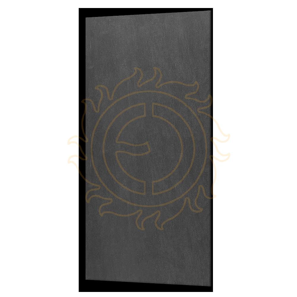 Sálavý panel ECOSUN 700 CR Basalt black
