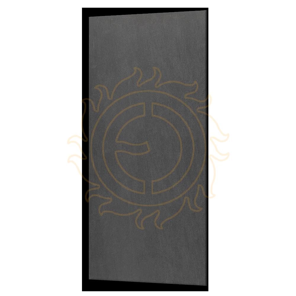 Sálavý panel ECOSUN 1050 CR Basalt black
