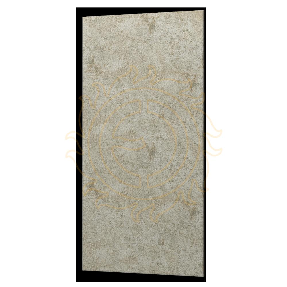 Sálavý panel ECOSUN 700 CR Concrete Taupe