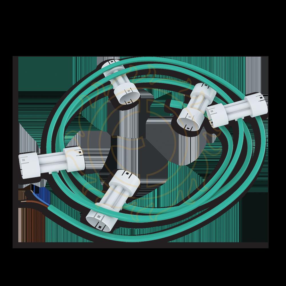 Páteřní vodič - 4 moduly
